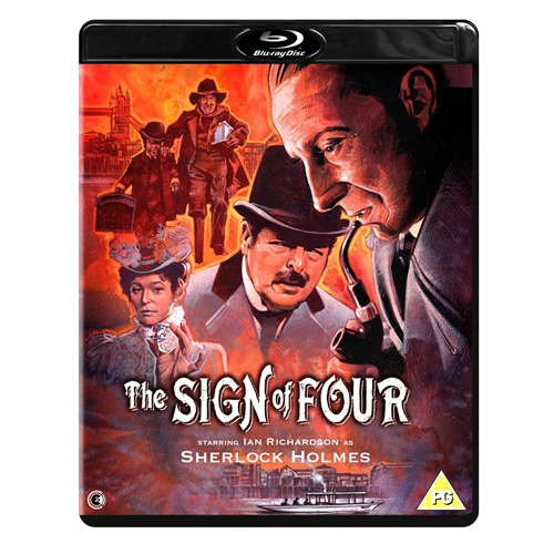 The Sign Of Four (UK-import) (BLU-RAY)