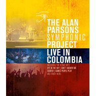 The Alan Parsons Symphonic Project - Live In Colombia (BLU-RAY)