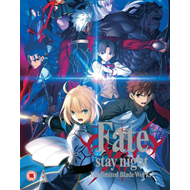 Fate Stay Night [Unlimited Blade Works] 1 (UK-import) (BLU-RAY)