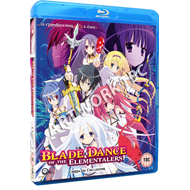 Blade Dance Of The Elementalers - Complete Collection (UK-import) (BLU-RAY)