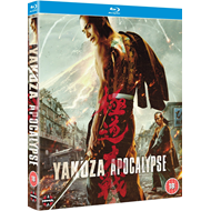 Yakuza Apocalypse (UK-import) (BLU-RAY)