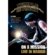 Michael Schenker's Temple Of Rock - On A Mission: Live In Madrid (BLU-RAY)