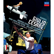 Produktbilde for Handel: Giulio Cesare (UK-import) (BLU-RAY)
