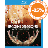 Produktbilde for Imagine Dragons - Smoke + Mirrors Live (BLU-RAY)