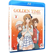 Golden Time - Collection 2 (UK-import) (BLU-RAY)