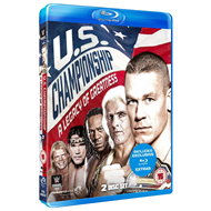 WWE: U.S. Championship - A Legacy Of Greatness (UK-import) (BLU-RAY)