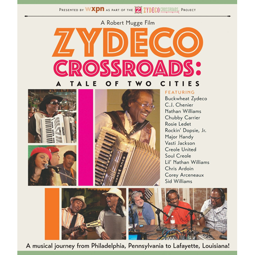Zydeco Crossroads: A Tale Of Two Cities (UK-import) (BLU-RAY)