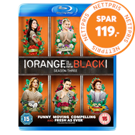 Produktbilde for Orange Is The New Black - Sesong 3 (UK-import) (BLU-RAY)