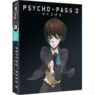 Psycho-Pass 2 - Complete Series: Collector's Edition (UK-import) (BLU-RAY)