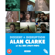 Dissent & Disruption: Alan Clarke At The BBC (1969 - 1989) (UK-import) (BLU-RAY)