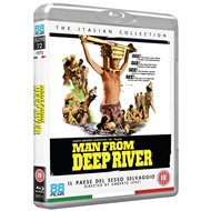Man From Deep River (UK-import) (BLU-RAY)