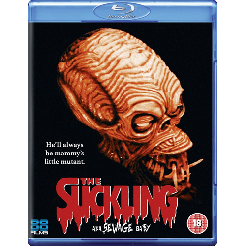 The Suckling (UK-import) (BLU-RAY)