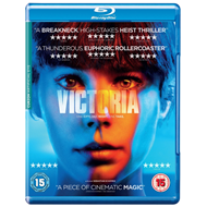 Victoria (UK-import) (BLU-RAY)