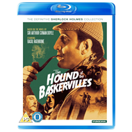 The Hound Of The Baskervilles (UK-import) (BLU-RAY)