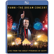 Yanni - The Dream Concert: Live From The Great Pyramids Of Egypt (BLU-RAY)