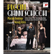 Produktbilde for Puccini: Gianni Schicchi (BLU-RAY)