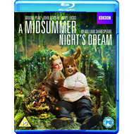 A Midsummer Night's Dream (UK-import) (BLU-RAY)