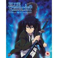 Blue Exorcist - Complete Series Collecion (UK-import) (BLU-RAY)