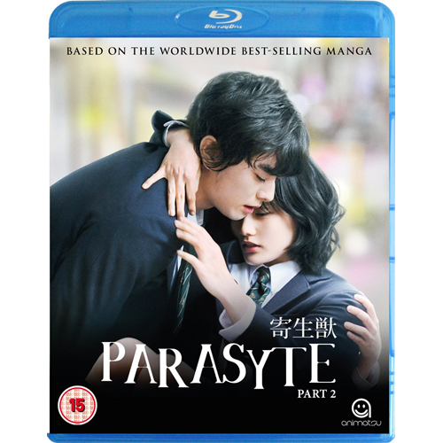 Parasyte - Part 2 (UK-import) (BLU-RAY)