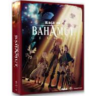 Rage Of Bahamut - Genesis: Collector's Edition (UK-import) (BLU-RAY)