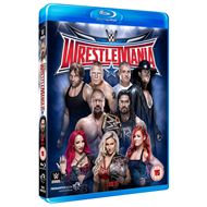 WWE - Wrestlemania 32 (UK-import) (BLU-RAY)