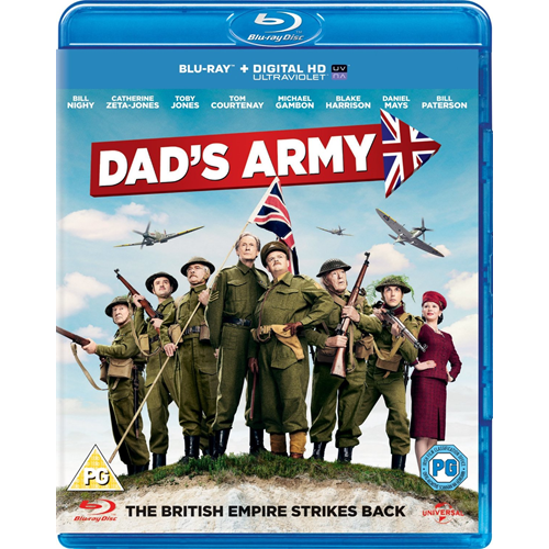Dad's Army (UK-import) (BLU-RAY)