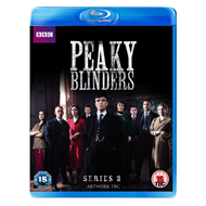Peaky Blinders - Sesong 3 (UK-import) (BLU-RAY)