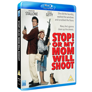 Stop! Or My Mom Will Shoot (UK-import) (BLU-RAY)