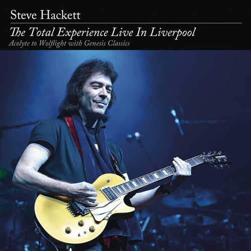 Steve Hackett - The Total Experience Live In Liverpool (UK-import) (BLU-RAY)