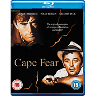 Cape Fear (UK-import) (BLU-RAY)