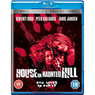 House On Haunted Hill (UK-import) (BLU-RAY)