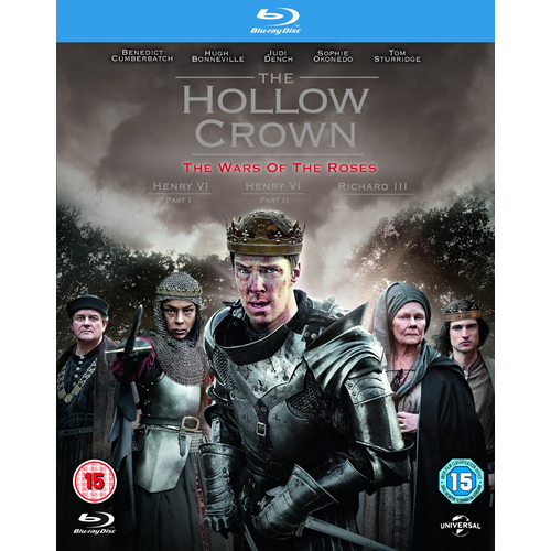 The Hollow Crown - The Wars Of The Roses (UK-import) (BLU-RAY)