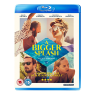 A Bigger Splash (UK-import) (BLU-RAY)