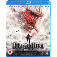 Attack On Titan - The Movie: Part 1 (UK-import) (BLU-RAY)