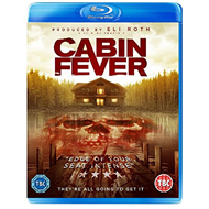 Cabin Fever (UK-import) (BLU-RAY)