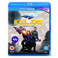 Killjoys - Sesong 1 (UK-import) (BLU-RAY)