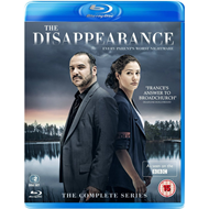 The Disappearance - The Complete Series (UK-import) (BLU-RAY)