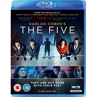 The Five (UK-import) (BLU-RAY)
