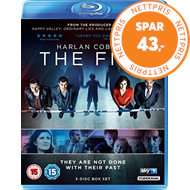 Produktbilde for The Five (UK-import) (BLU-RAY)