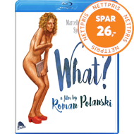Produktbilde for What? (UK-import) (BLU-RAY)