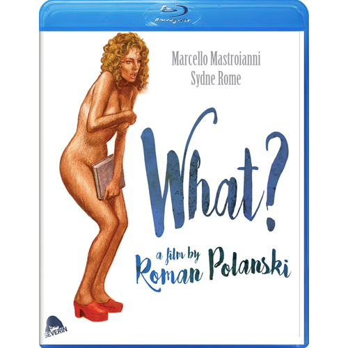 What? (UK-import) (BLU-RAY)