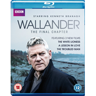 Wallander - The Final Chapter (Sesong 4) (UK-import) (BLU-RAY)
