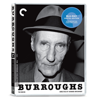 Burroughs: The Movie - Criterion Collection (UK-import) (BLU-RAY)
