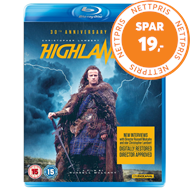 Highlander - 30th Anniversary Edition (UK-import) (BLU-RAY)
