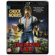 Invasion USA (UK-import) (BLU-RAY)