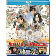 Love & Peace (UK-import) (BLU-RAY)