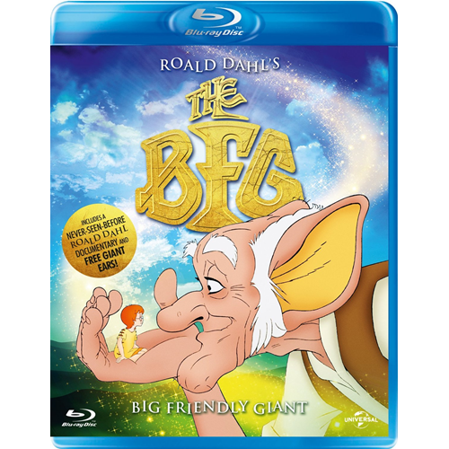 Roald Dahl's The BFG: Big Friendly Giant (UK-import) (BLU-RAY)