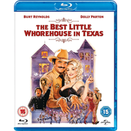 The Best Little Whorehouse in Texas (UK-import) (BLU-RAY)