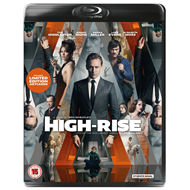 Produktbilde for High-Rise (UK-import) (BLU-RAY)