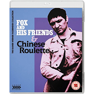 Fox And His Friends / Chinese Roulette (UK-import) (BLU-RAY)
